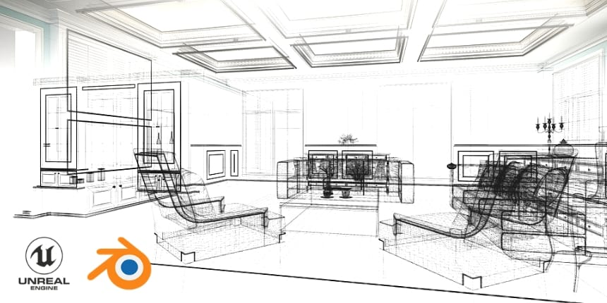 Corso Online ARCHVIZ: tutti i segreti dell'architettura visuale interattiva