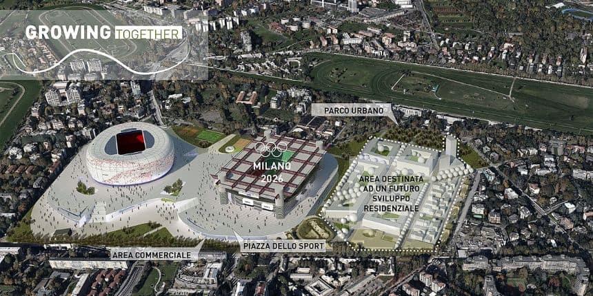 Il Progetto di RRC STUDIO Architects per il nuovo stadio di Milano
