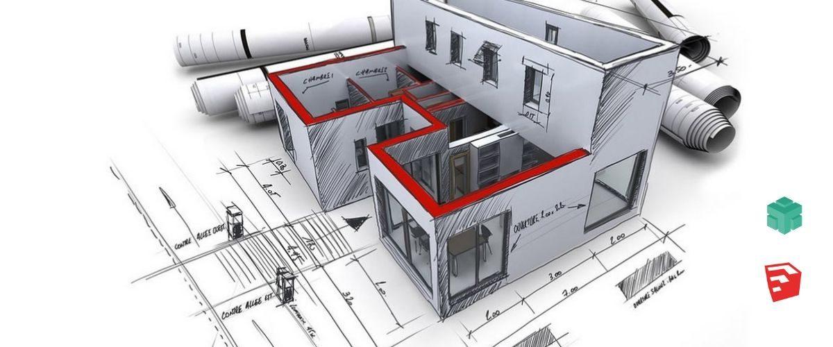 Recensione corso SketchUp + Vray: i segreti della modellazione 3D